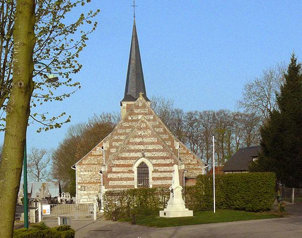 Eglise d'Autretot