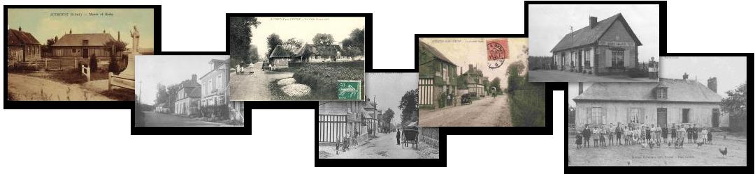 Photos anciennes d'Autretot