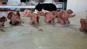modelage-elephants