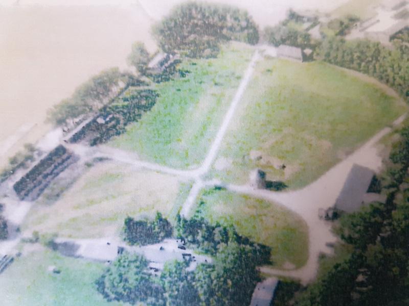 Le château de Houdetot
