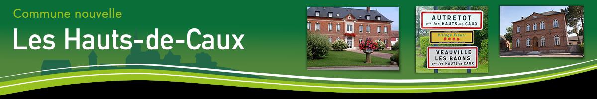 Les Hauts de Caux, communes d'Autretot et Veauville-les-Baons
