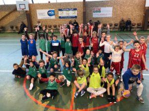 Club de Basket : porte ouverte @ Veauville-les-Baons